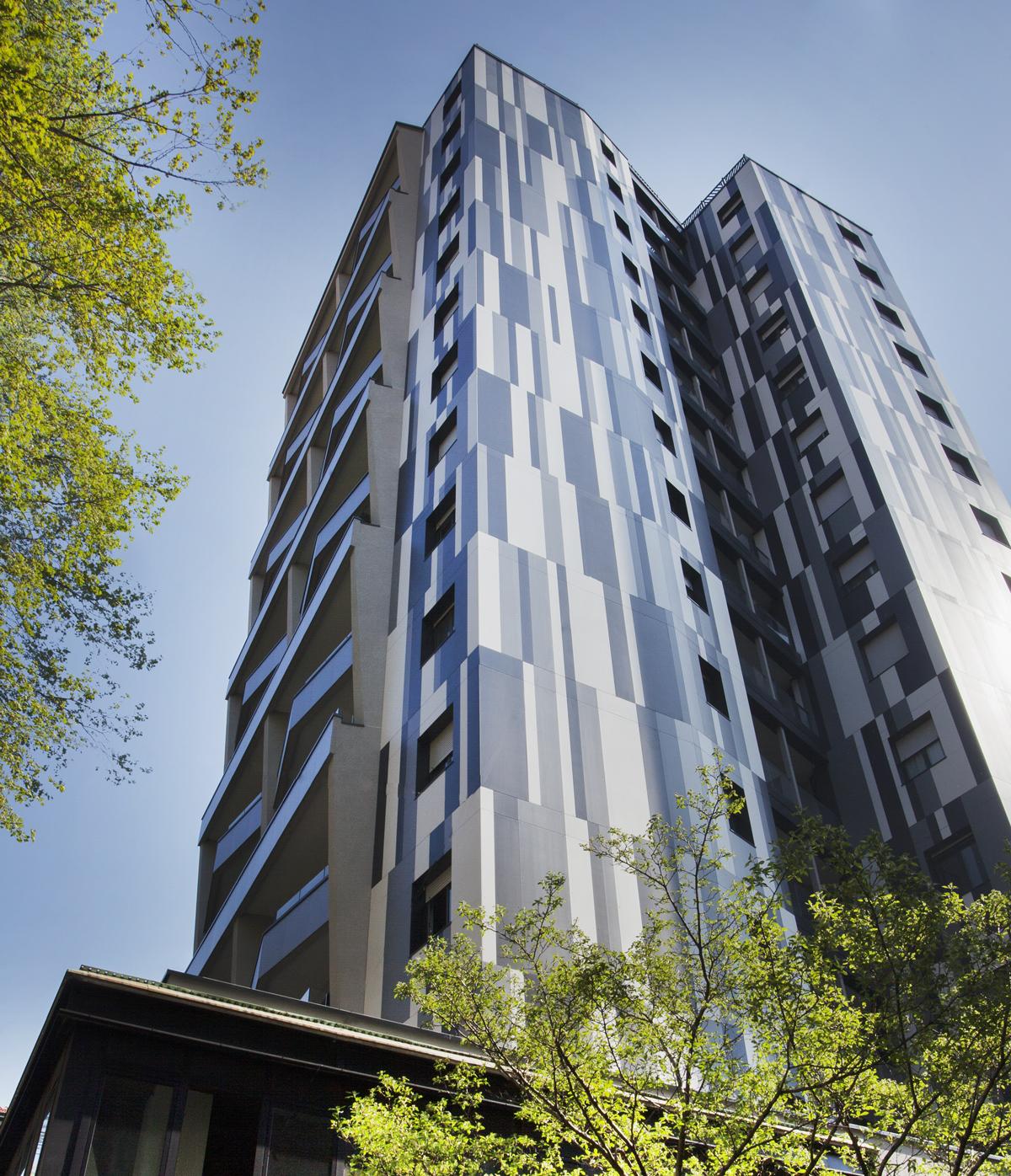 Fotografía Proyectos fachada ventilada por Ainhoa Anaut