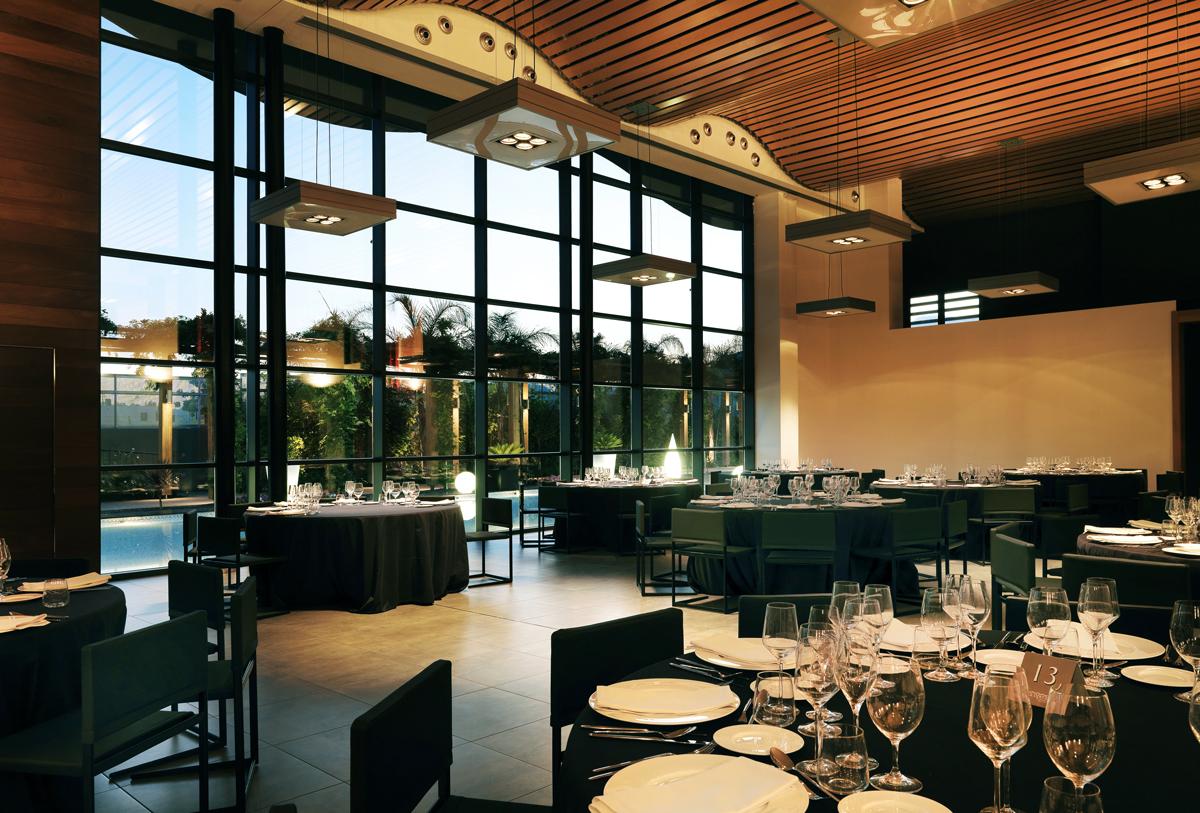 Fotografia de arquitectura por Ainhoa Anaut para Opera