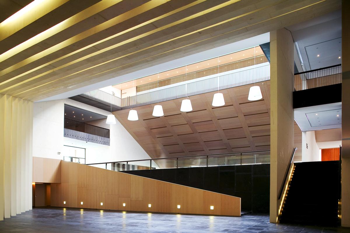 Fotografia aruitectura Auditorio Castellón por Ainhoa Anaut