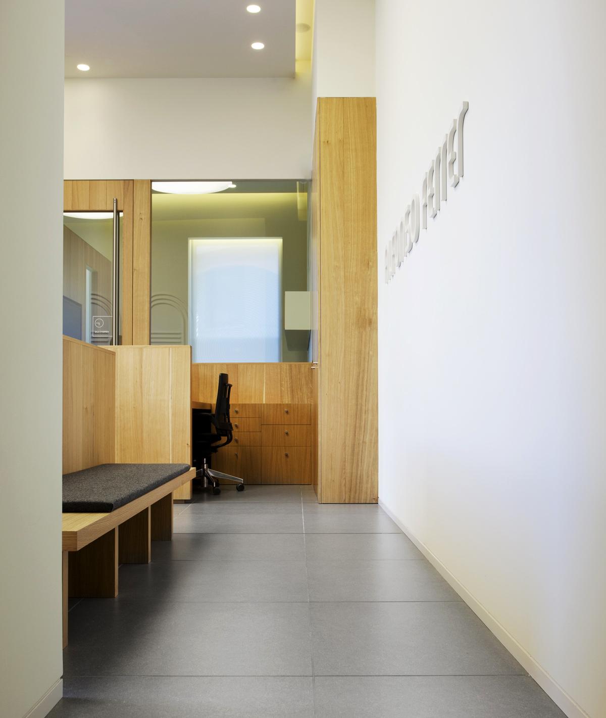 Fotografía interiorismo Clinica dental para ivan Ibañez
