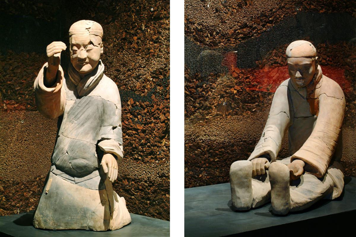 Fotógrafa oficial de GUERRERS DE X'IAN en fórum Universal de las Culturas 2004