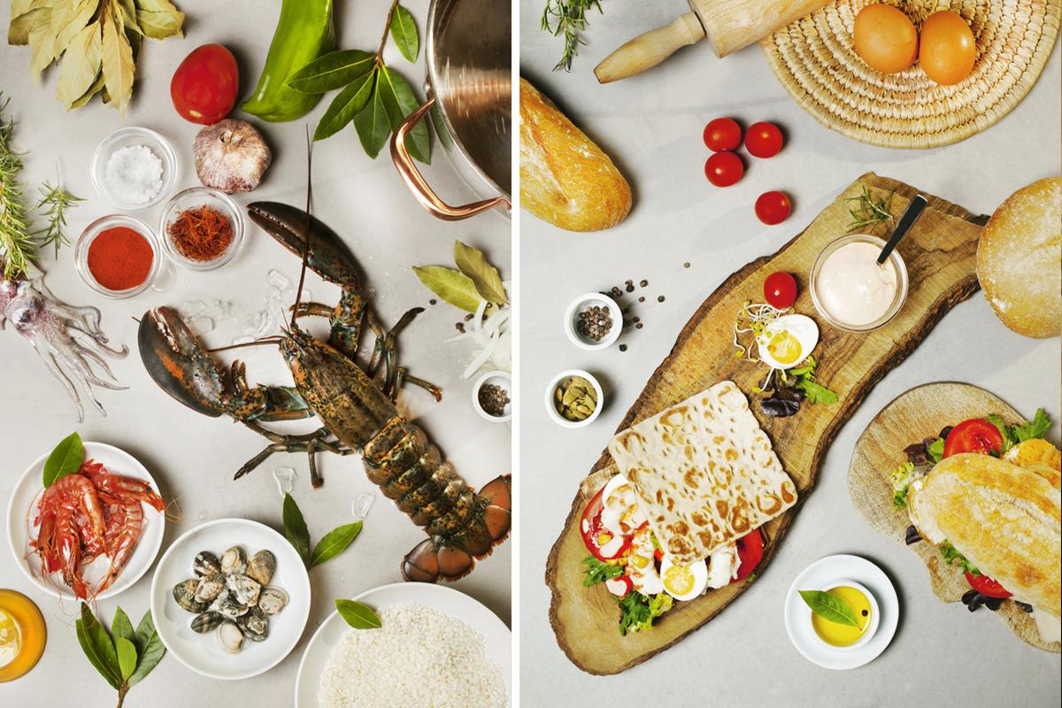 Fotografía Gastronomía por Ainhoa Anaut para miramar Restaurante